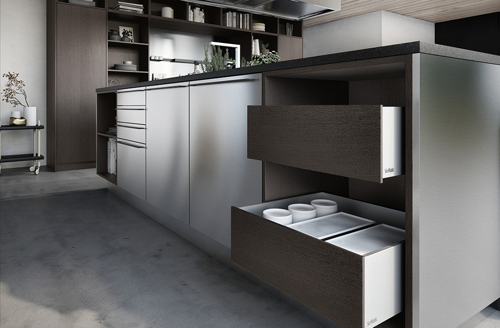 siematic by dross schaffer einblicke. Black Bedroom Furniture Sets. Home Design Ideas